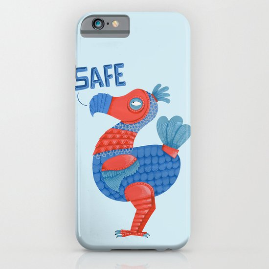Safe Dodo iPhone & iPod Case