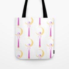 Moon Stick - Sailor Moon Tote Bag