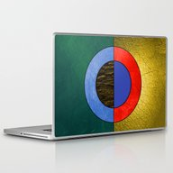 Abstract #114 (Repost) Laptop & iPad Skin