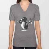 Pingu Unisex V-Neck