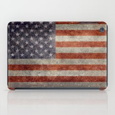 USA Flag Banner - Imagine this iPad Case