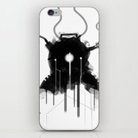Bioshock Evolve Suit Des… iPhone & iPod Skin