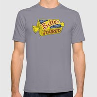 I'm Not Bitter But I Sur… Mens Fitted Tee Slate SMALL