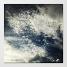 Up in the sky. Canvas Print