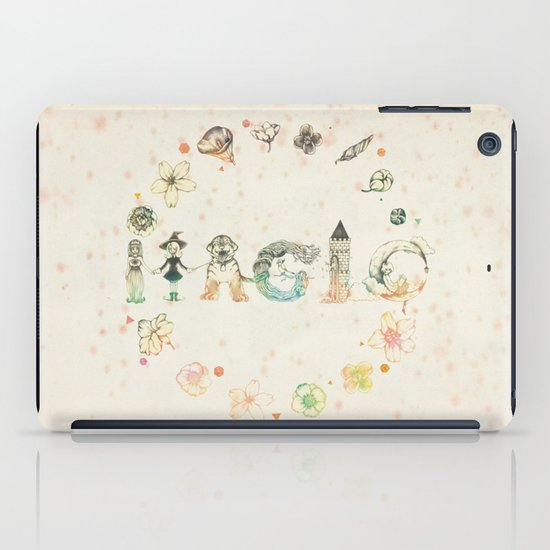 Magic iPad Case
