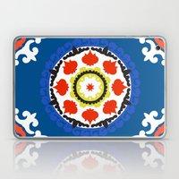Bold and bright beauty of suzani patterns ver.5 Laptop & iPad Skin