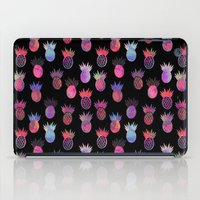 Tutti Frutti Black iPad Case