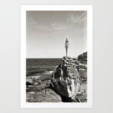 Bondi With A View Art Print