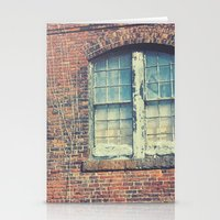 Old Mill Windows Stationery Cards