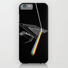 Dark Side of the Hill Slim Case iPhone 6s