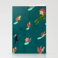 Lowered Expectations I Stationery Cards