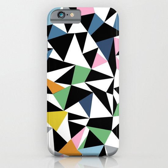 Abstraction Repeat #3 iPhone & iPod Case