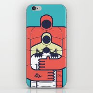 iPhone & iPod Skin featuring Family 1 by Gaël Dorgère