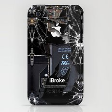 Broken, Rupture, Damaged… iPhone (3g, 3gs) Slim Case