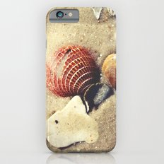 Listen to the Waves iPhone 6 Slim Case
