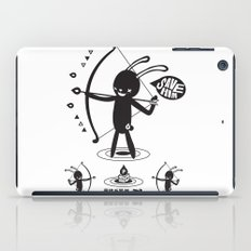 SORRY I MUST LIVE - DUEL 2 VER B ULTIMATE WEAPON ARROW  iPad Case