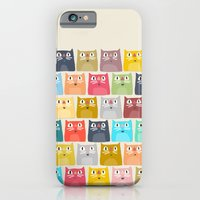 summer cats iPhone 6 Slim Case