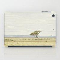 tree of life::kenya iPad Case