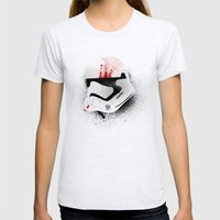 The Traitor Womens Fitted Tee Ash Grey SMALL