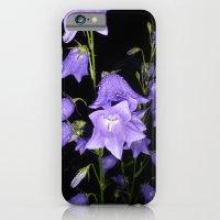 Flowers in Purple iPhone 6 Slim Case