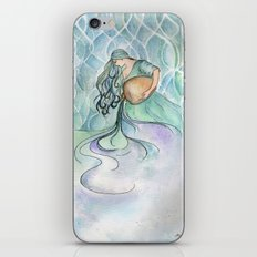 Aquarius iPhone & iPod Skin