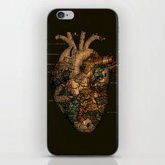 I'll Find You (Dark Brown) iPhone & iPod Skin