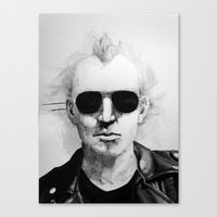 Sascha Konietzko Canvas Print