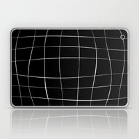WO black Laptop & iPad Skin