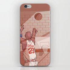 the last chance iPhone & iPod Skin