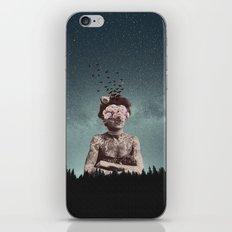 Forest Witch iPhone & iPod Skin