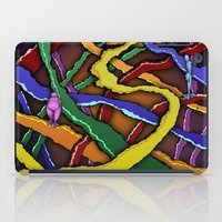 Will our paths EVER cross again? iPad Case