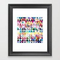 Mix #588 Framed Art Print