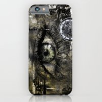 iPhone & iPod Case featuring Time by Happi Anarky