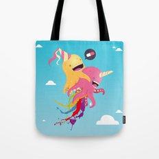 Poulpi et Licornet Tote Bag