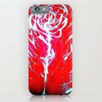 JUSSI FLOWER ROSE iPhone 6 Slim Case