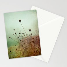A Dense Fog Surrounded Her Stationery Cards