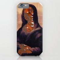 Mona Lisa V1c Digitalfac… iPhone 6 Slim Case