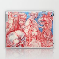 Dream State Laptop & iPad Skin