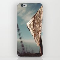 I Give Way To Cranes, Do… iPhone & iPod Skin