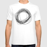 cs Mens Fitted Tee White SMALL