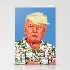 Hipstory -  Donald Trump Stationery Cards