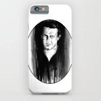 iPhone & iPod Case featuring DARK COMEDIANS: Jason Segel by Zombie Rust
