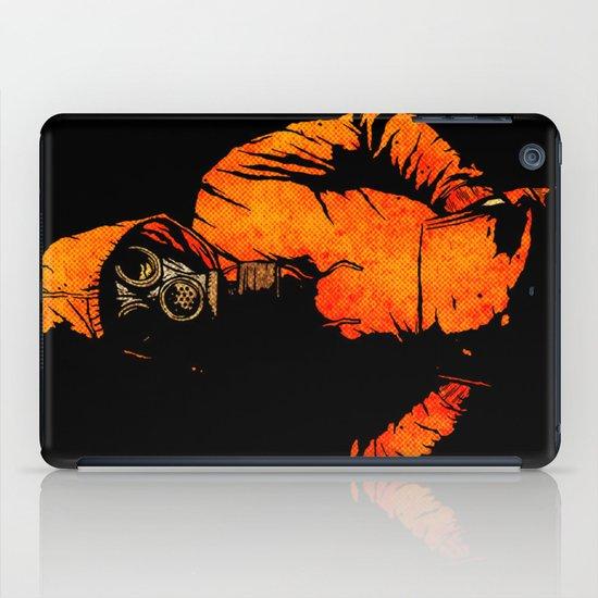 vulpes pilum mutat, non mores iPad Case