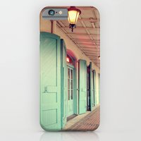 Throw Open the Shutters iPhone 6 Slim Case