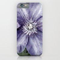 Clematis iPhone 6 Slim Case