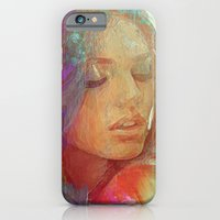 iPhone & iPod Case featuring Bewitch of my love for you by Ganech joe
