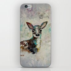 New Beginnings - Fawn iPhone & iPod Skin