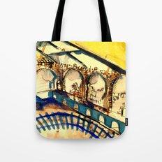 set drawing / Hamletmachine Tote Bag