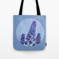 Blue Blue Blue IV Tote Bag