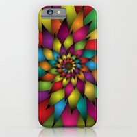 iPhone & iPod Case featuring  Cheery 3 by HK Chik